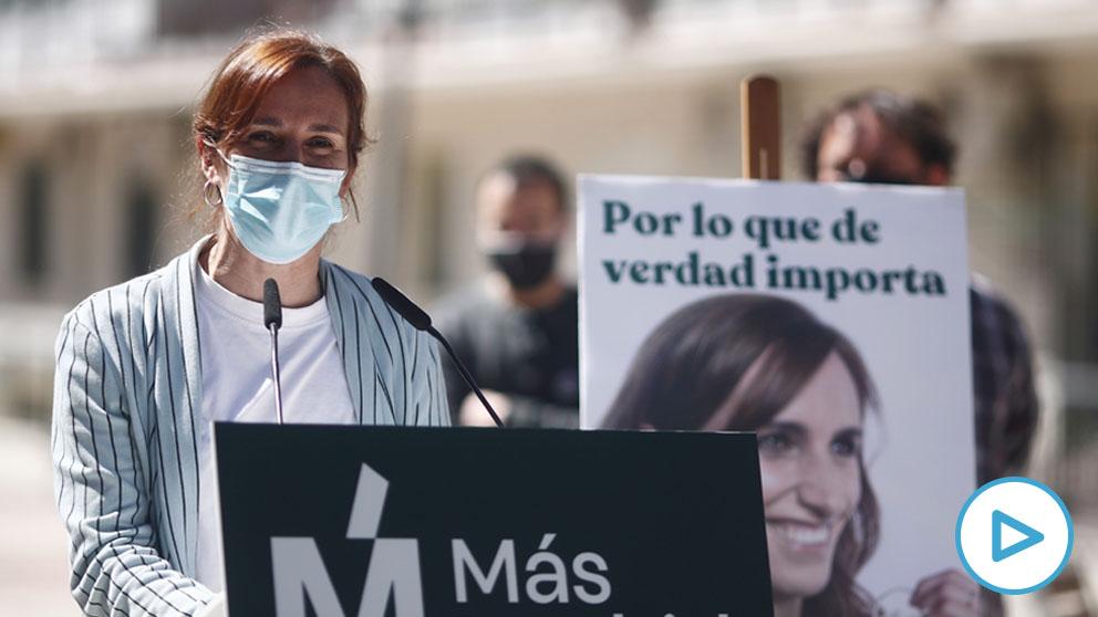 Mónica García: La médico que quiere cerrar el Zendal