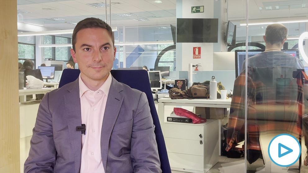 Juan Lobato, número 4 en la lista de Gabilondo del 4M.