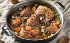 Pollo a la secretaria, receta típica de Jaén que hay que probar